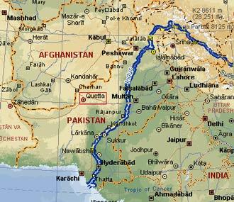 flod i pakistan