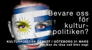 Tema: Kulturpolitik