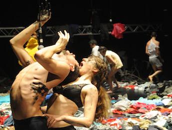 Bild ur föreställningen