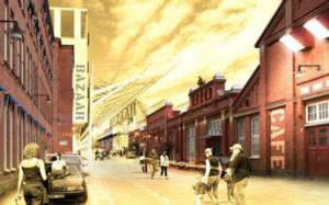 Bild från Stadsbyggnadskontoret