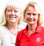 Iren Lejegren och Marie-Louise Forsberg-Fransson