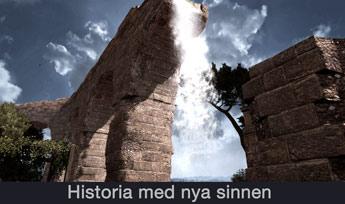 Historia med nya sinnen