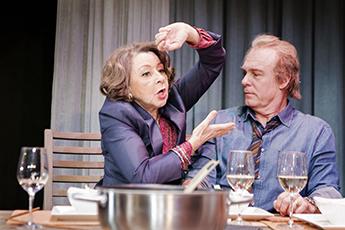Bild ur föreställningen, foto Ola Kjelbye