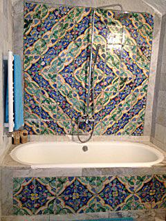 Bild: mosaik från Goulette i Tunisien