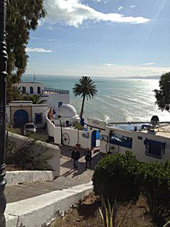 Foto: byn Goulette i Tunisien