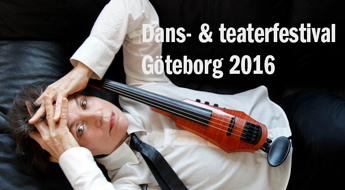 Dans- & teaterfestival Göteborg 2016