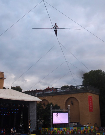 Dans- & Teaterfestivalen i Göteborg augusti 2016