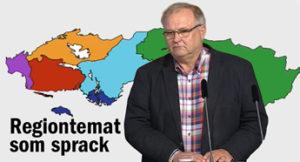 Vinjettbild till tema om regioner