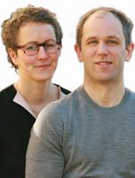 Susanne Dodilet och Sverker Lundin