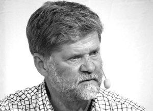 Owe Wikström. Foto Vogler