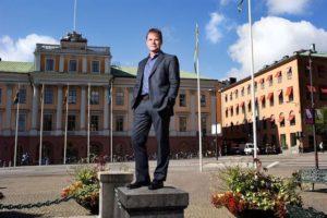 Björn Häger foto: Peter Jönsson