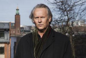 Klas Östergren. Foto Viktor Gårdsäter
