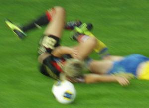 Fotboll, samhälle och den nära framtiden