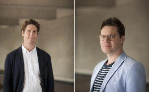 Carl Cederström och André Spicer Foto: Oliver Hess