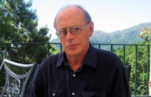 författarfoto Antonio Tabucchi