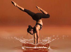 Yoga. vinjettbild