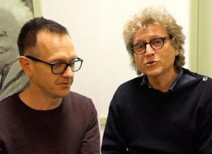 Vinjett: Kent Werne och Ove Sernhede.