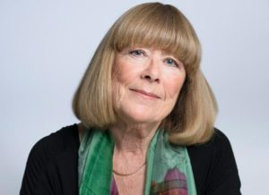 Porträtt Inger Frimansson