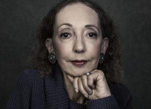 Porträtt: Joyce Carol Oates