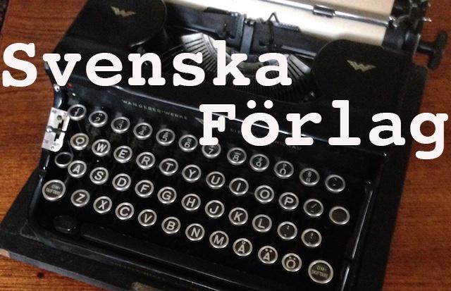 Svenska Förlag