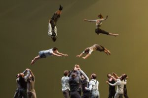 Compagnie XY. Foto: Christophe Raynaud de la Lage
