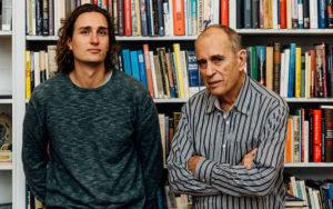 Far och son Donner. Foto Niklas Sandström
