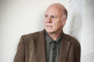 Peter Robinson. Foto Caroline Andersson