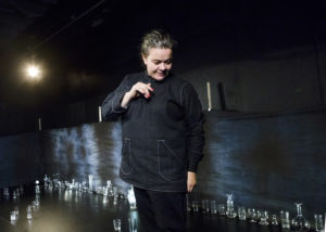 Ur föreställningen Vatten med lite gurka. Foto Ines Sebalj