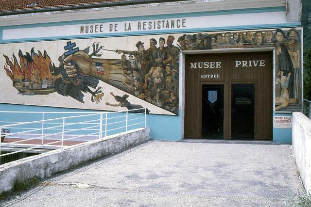 Musée de la Résistance.