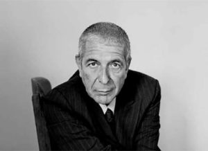 Vinjettbild: Leonard Cohen