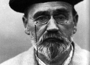 Vinjettbild: Émile Zola.