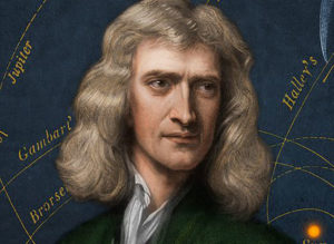Vinjettbild: Isaac Newton