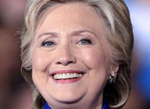 Vinjettbild: Hilary Clinton.