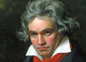Vinjettbild: Ludwig van Beethoven