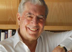 Bild: Mario Vargas Llosa.