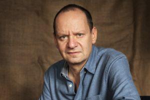 författarporträtt Philippe Sands