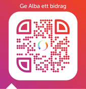 QR-kod Alba 170px