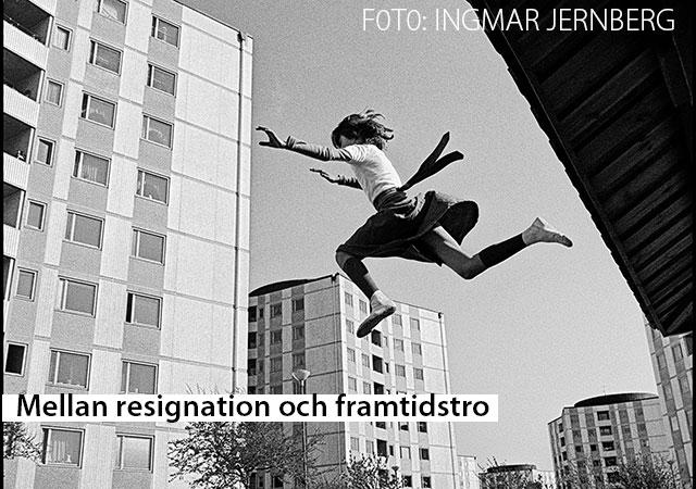 Vinjettbild: Mellan resignation och framtidshopp